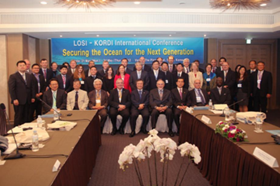 LOSI - KORDI International Conference_image0