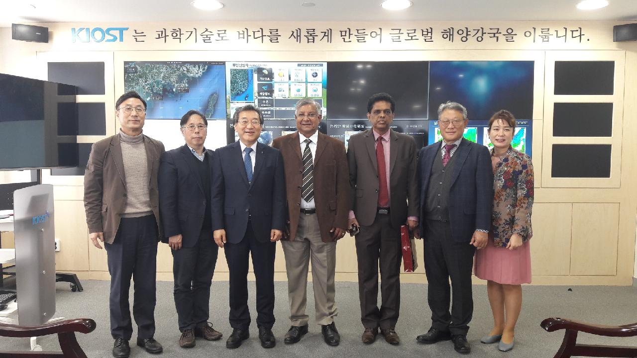 Visit from the Chairman of NARA, Sri Lanka_image2