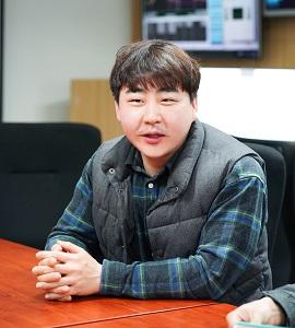 사진 11. KIOST 해양위성센터 최우창 기술원